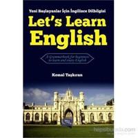 Let'S Learn English-Kemal Taşkıran
