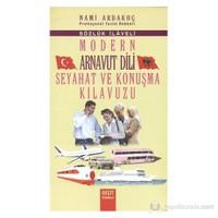 Modern Arnavut Dili Seyahat Ve Konuşma Kılavuzu