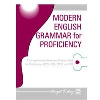 Modern English Grammer For Proficiency
