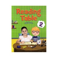 Reading Table 2 With Workbook + Audio Cd-Casey Malarcher