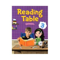 Reading Table 3 with Workbook + Audio CD