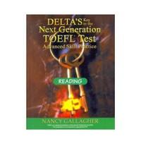 Delta's Key to the Next Generation TOEFL Reading