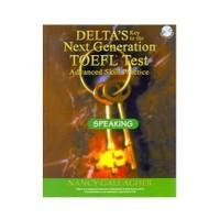 Delta's Key to the Next Generation TOEFL Speaking +2CDs