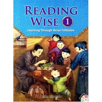 Reading Wise 1 Learning Through Asian Folktales+CD