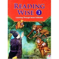 Reading Wise 3 Learning Through Asian Folktales+CD