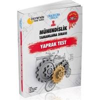 Akıllı Adam Mühendislik Tamamlama Sınavı Yaprak Test