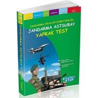 Akıllı Adam Jandarma Astsubay Yaprak Test