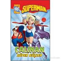 Superman-Çalınan Süper Güçler-Martin Powell