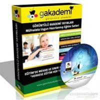 İmam Hatip 6. Sınıf Din Kültürü ve Ahlak Bilgisi Eğitim Seti 4 DVD