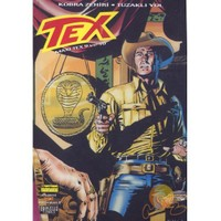 Maxi Tex 9 Ve 10 - Kobra Zehiri & Tuzaklı Yol