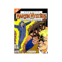 Atlantis (Özel Seri) Sayı: 1 Martin Mystere İmkansızlıklar Dedekitfi Mutantlar