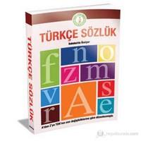 Türkçe Sözlük (Büyük Boy)-Kolektif