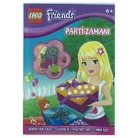 Lego Friends Parti Zamanı