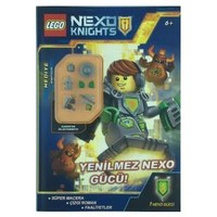Lego Nexo Knights: Yenilmez Nexo Gücü