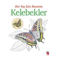 Her Yaş İçin Boyama: Kelebekler