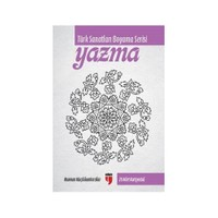 Türk Sanatları Boyama Seris: Yazma