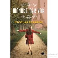 Mönüde Aşk Var-Nicolas Barreau