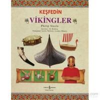 Keşfedin Vikingler-Philip Steele