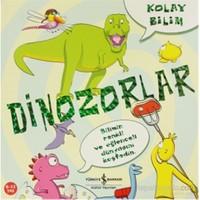 Kolay Bilim Dinozorlar-Jo Connor