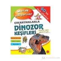 Çıkartmalarla Dinozor Keşifleri-Kolektif
