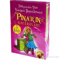 Türkçenin Süsü Yaşayan Deyimlerimiz (5 Kitap)-Sara Gürbüz Özeren