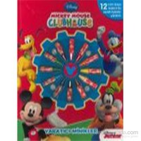 Disney Yaratıcı Minikler Mickey Mouse Club House-Kolektif