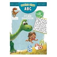 Disney İyi Bir Dinozor Faaliyet Kitabı Abc