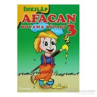 Afacan Boyama Kitabı 3
