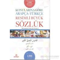 Konularına Göre Arapça-Türkçe Resimli Büyük Sözlük - Muhammed Sabır El-Haznevi