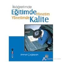 Eğitimde Yönetim Yönetimde Kalite