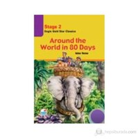 Around The World İn 80 Days (Stage 2) Cd'Siz-Jules Verne