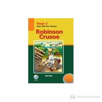 Robinson Crusoe (Stage 3) Cd'Siz-Daniel Defoe