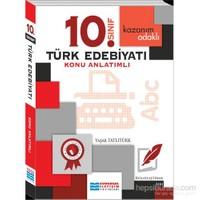 Evrensel İletişim 10. Sınıf Türk Edebiyatı Konu Anlatımlı