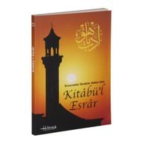 Erzurumlu İbrahim Hakkı'Dan Kitabü'L Esrar