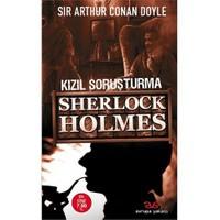 Kızıl Soruşturma - Sherlock Holmes (Cep Boy) - Sir Arthur Conan Doyle