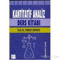 Kantitatif Analiz Ders Kitabı