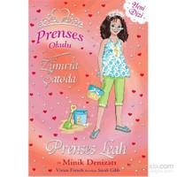 Prenses Leah Ve Minik Denizatı-Vivian French