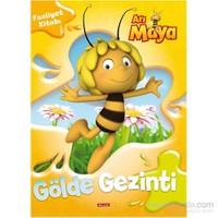 Arı Maya - Gölde Gezinti (Faaliyet Kitabı)-Kolektif