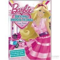 Barbie Sevimli Moda İkonu Kağıt Bebek Seti