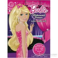 Barbie Sahne Yıldızı Kağıt Bebek Seti