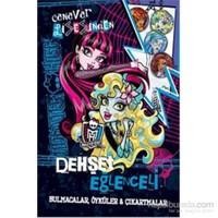 Monster High - Dehşet Eğlenceli Tasarımlar
