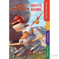 Disney Uçaklar 2 Dusty İş Başında Öykü Kitabı-Kolektif