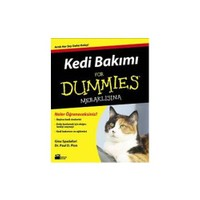 Kedi Bakımı - For Dummies Meraklısına