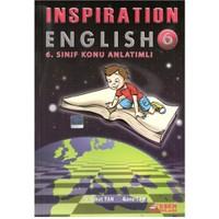 Esen 6.Sınıf Inspiration English Sbs'ye Hazırlık Okula Yardımcı Konu Anlatımlı