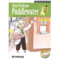 İlköğretim Okulları 4. Sınıf 1. Kitap: Meet Proffessor Puddlewater