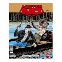 Mister No Cilt 170: Kamanauyu Ararken