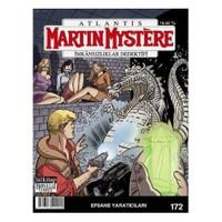 Martin Mystere İmkansızlıklar Dedektifi Sayı 172: Efsane Yaratıcısı