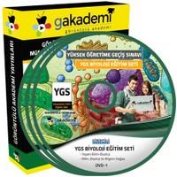 Görüntülü Akademi Ygs Biyoloji Konu Anlatımı Ve Soru Çözümlü Görüntülü Eğitim Seti 18 Dvd