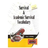 Survival & Academic Survival Vocabulary