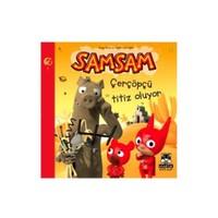 SamSam - Çerçöpçü Titiz Oluyor